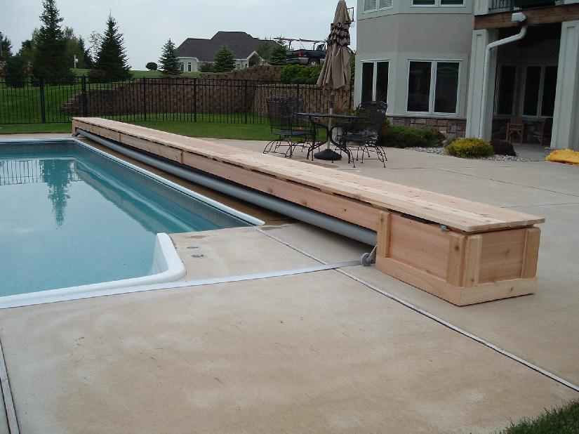 Our Work Great Lakes Automatic Pool Covers